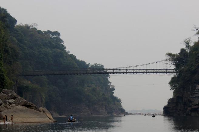 dawki bridge